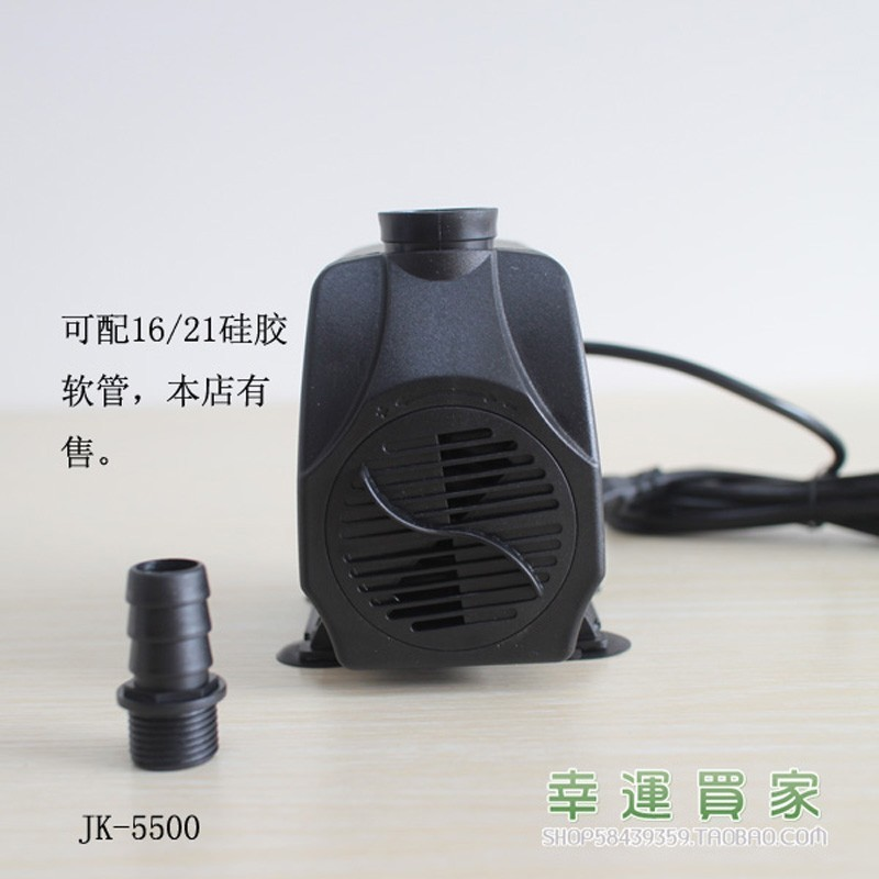 2.2/3.8米大扬程水泵