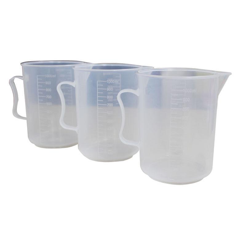 1000毫升加厚塑料量杯