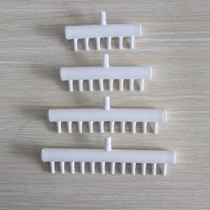 多孔分配器氧气泵分气排