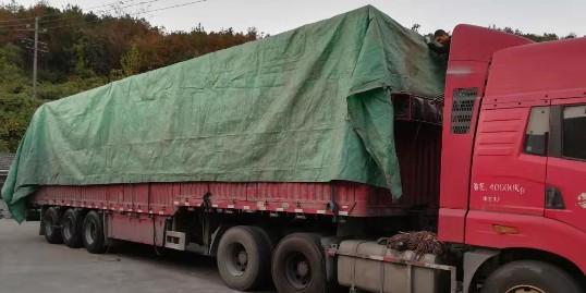 """南通荣成:22.5万米""""蔬乐管""""水培管道,出货啦!"""