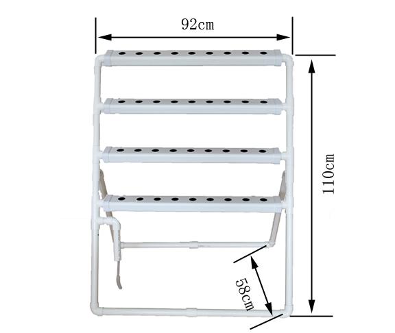 阳台水培种植架