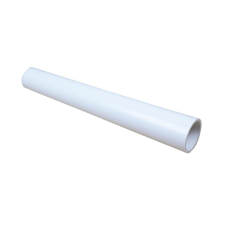 水培配件32白色管道